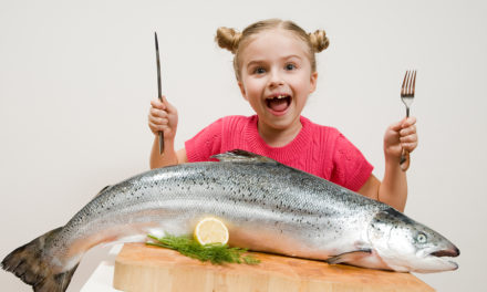 Fish and Whole Grains Lower the Risk of Asthma Attack
