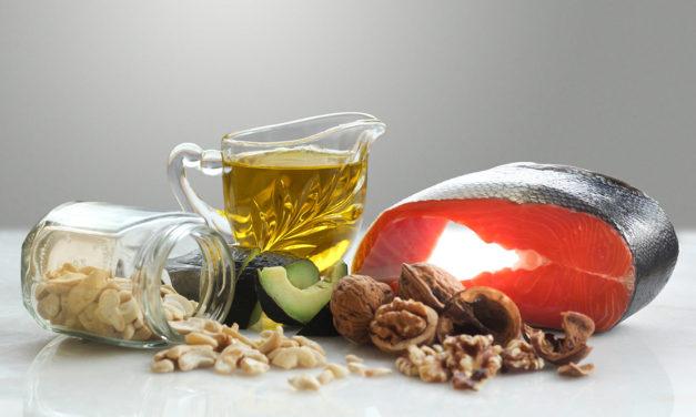Omega-3 Fatty Acids and FSH
