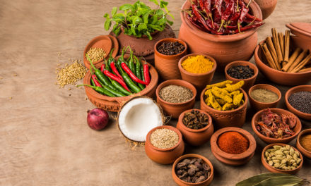 Herbs and Seasonings are Important Sources of Dietary Antioxidants.
