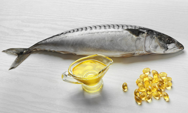 How Fish Oil Fights Inflammation