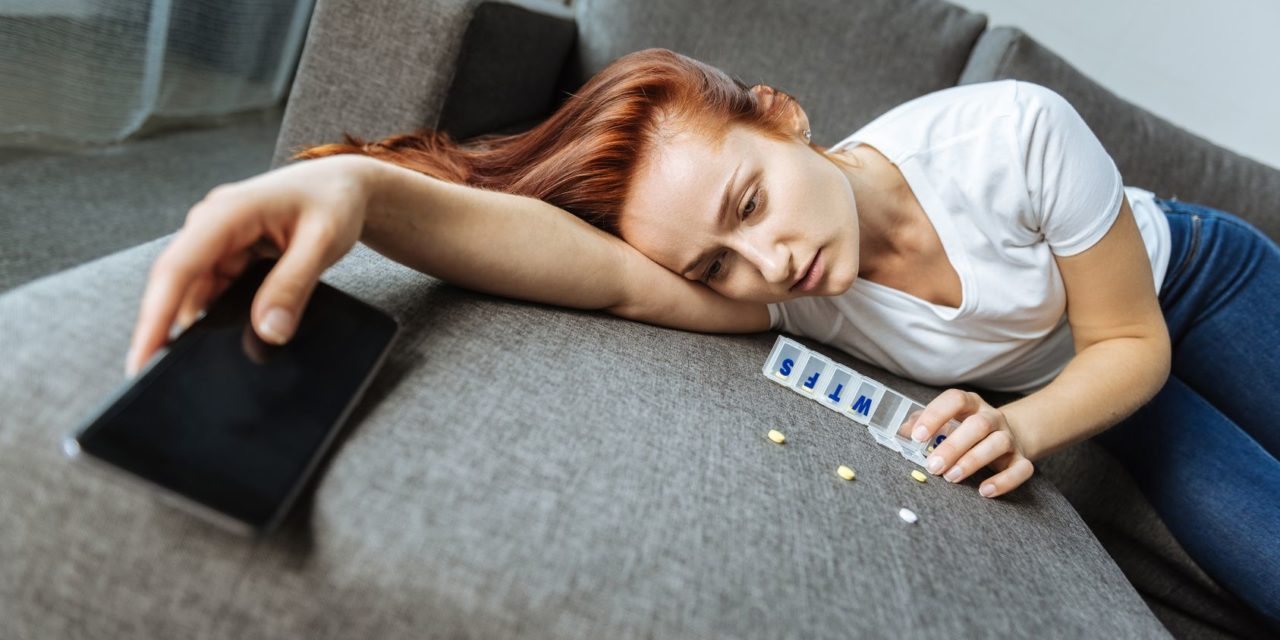 Chronic Fatigue Syndrome and the Adrenal Gland