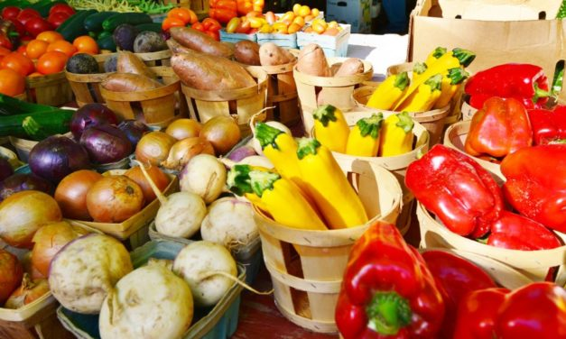Americans do not eat Enough Produce