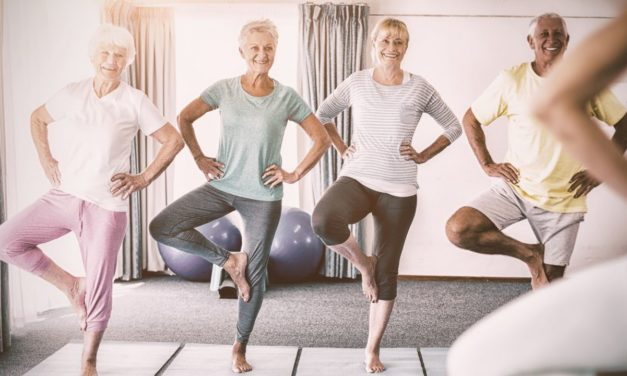Yoga and Arthritis Pain